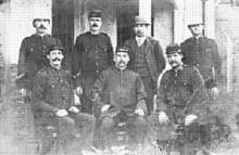 Hurstville Police 1910